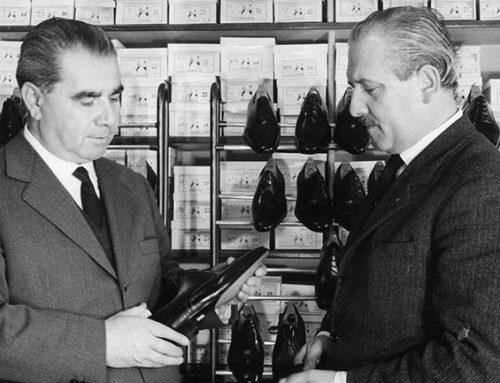 La fondazione dell'impresa. 1945